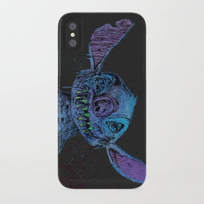 Zombie Stitch Iphone Case By Afmontoya Society6