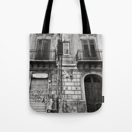 Urban Sound of Palermo Tote Bag