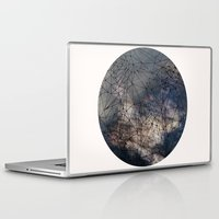 gravity Laptop & iPad Skins featuring Gravity by Louise Donovan