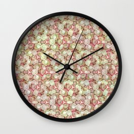 Botanical Vibrence Wall Clock