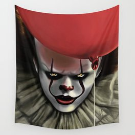 Pennywise Wall Tapestry