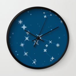 Ugly Astronomy Sweater Wall Clock