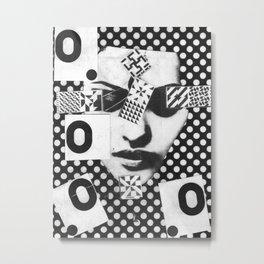0.0.0.0.  Metal Print