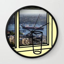 Helen of Greenwich Wall Clock