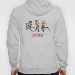 BUSTED (Band) Hoody