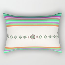 BASQUE DESIGN Rectangular Pillow