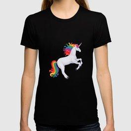 kismet (rainbow unicorn) T-shirt
