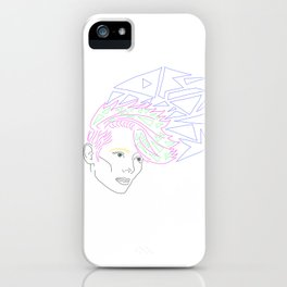 tilda iPhone Case