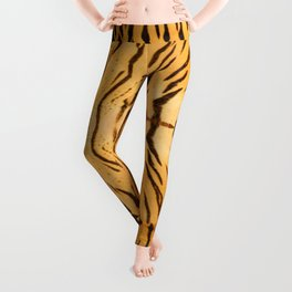 Tiger Animal Print Leggings