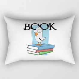 Book Rectangular Pillow