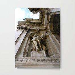 Upward (Venice, Italy) Metal Print