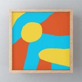 Sun-kissed Framed Mini Art Print