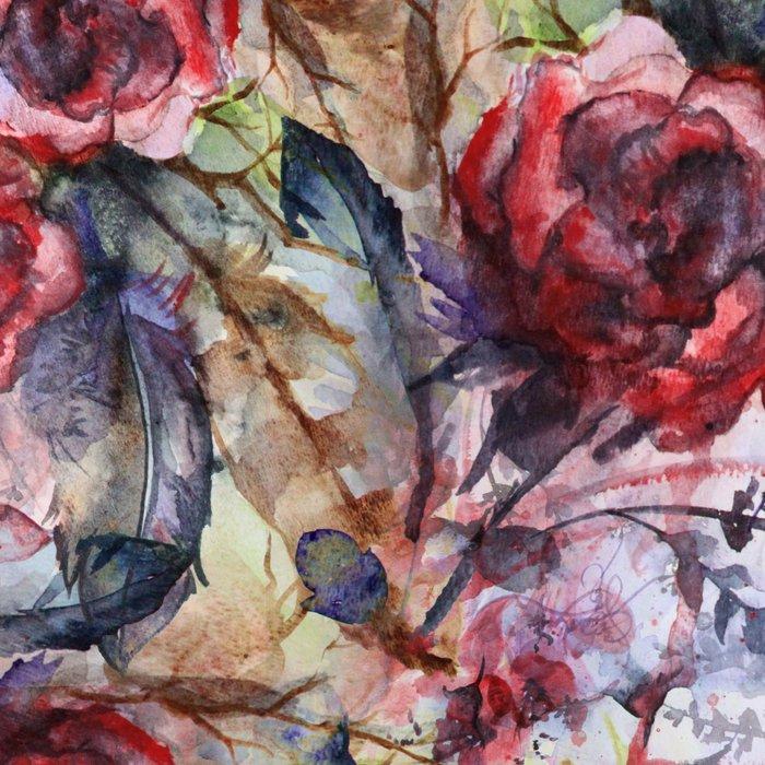 Bloodflowers Leggings