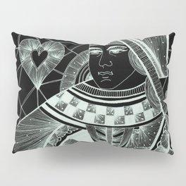 regina di cuori Pillow Sham