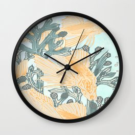 Crazy not to follow Wall Clock