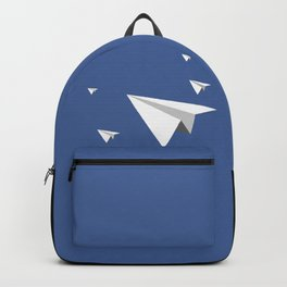 Paper Plane Fleet Backpack