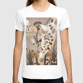 Giraffe #3 T-shirt
