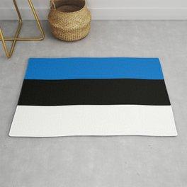 Flag: Estonia Rug