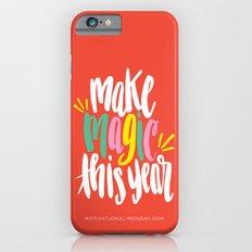 Make Magic This Year iPhone 6s Slim Case