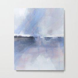 Horizon 49 seascape painting Metal Print