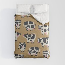 Cow Collection - Kraft Comforters