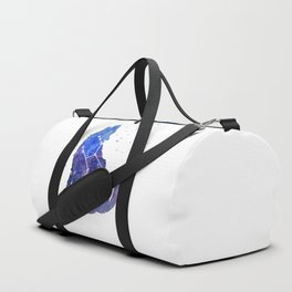 Galaxy Wolf Lupus Constellation Duffle Bag
