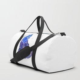 Galaxy Wolf Lupus Constellation Duffle Bag