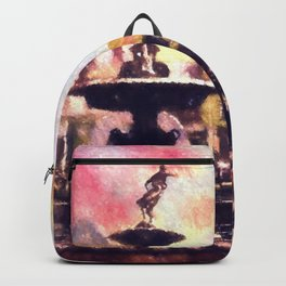 Fountain Square Park Backpack