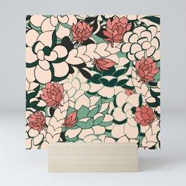 Agave Scculent Mini Art Print