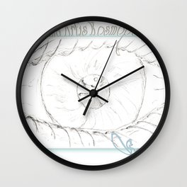 Seen again Wall Clock