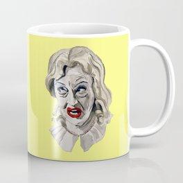 Whatever Happened To Baby Jane? Yellow Coffee Mug
