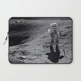 Apollo 16 - Plum Crater Laptop Sleeve