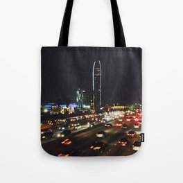 DOWNTOWN L.A. - PHOTOGRAPHY Tote Bag