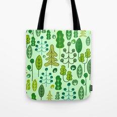 Forrest Tote Bag