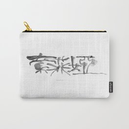 Sophia_Name_Abstract_Calligraphy_typo_Chinese Word_05 Carry-All Pouch