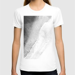 Waves in beach T-shirt