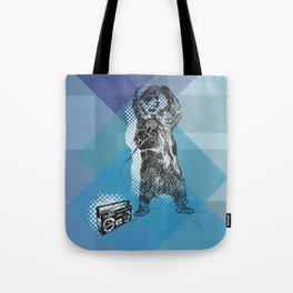 O&P: MC Grizzly Pt.2 - So Grizzly Right Now! Tote Bag