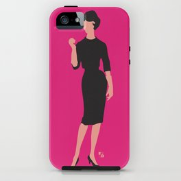 lady 1 iPhone Case
