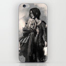 """""""No matter what, I'm on your side."""" iPhone Skin"""