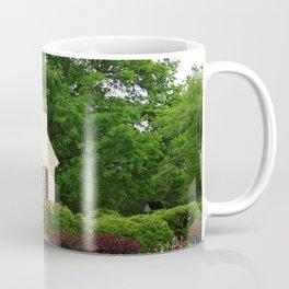 Cottage Garden - Colonial Williamsburg Coffee Mug