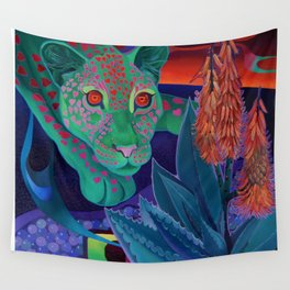 Whispers of the night. Wall Tapestry