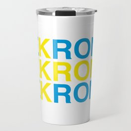 TRE KRONOR Travel Mug