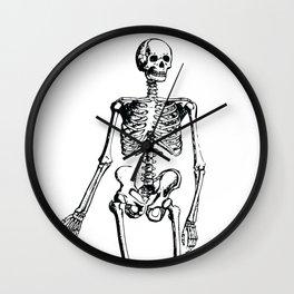 Good Bones Wall Clock