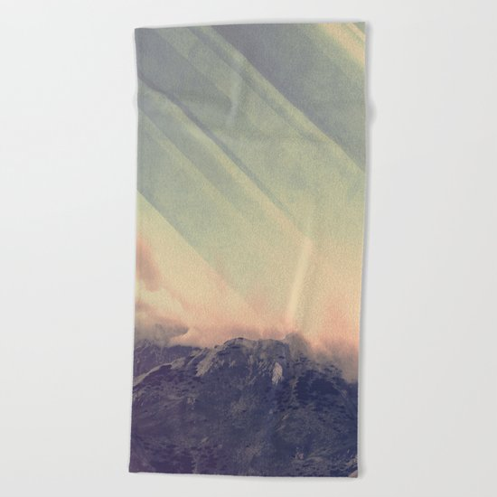 Enlightenment Beach Towel