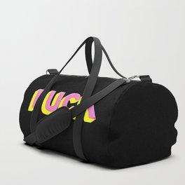 Faaak Duffle Bag