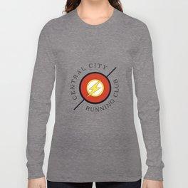 Central City running club Long Sleeve T-shirt
