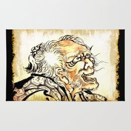 The Old Man Rug