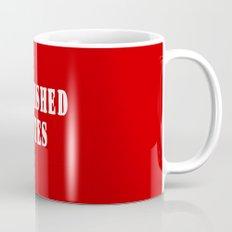 be on Hank's team Mug