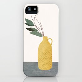 Little Branch iPhone Case
