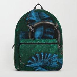 Seahorse shield Backpack